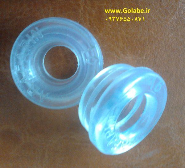 واشر ژله ای 16 شفاف