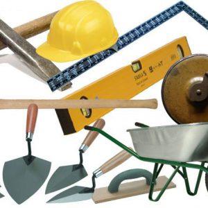 ابزار ساختمان و بنایی