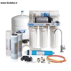 قطعات دستگاه تصفیه آب