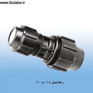 قیمت تبدیل 125 به 90 شیراز