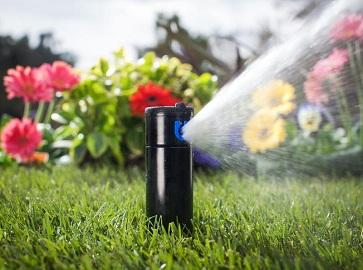 آموزش نصب آبپاش های هانتر برای چمن و باغچه
