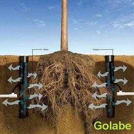 آبیاری زیرسطحی چیست؟