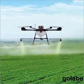 کاربرد پهباد در کشاورزی